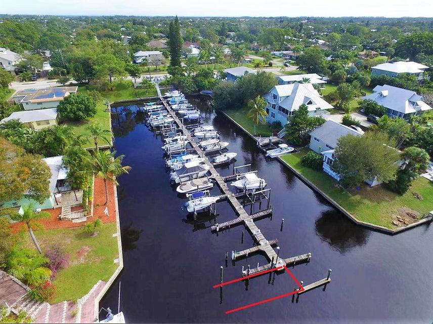 Robertson Rd (Boat Slip), Stuart, FL 34997