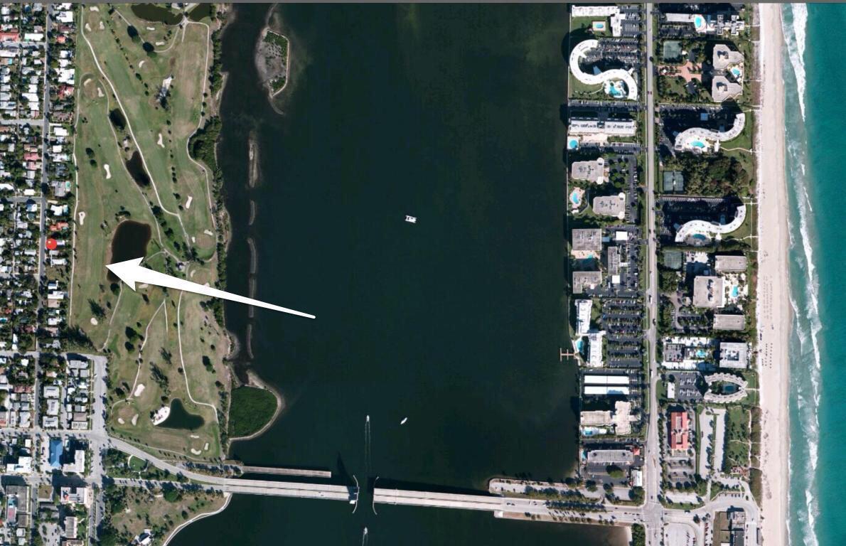 302 N Lakeside Drive, Lake Worth, FL 33460