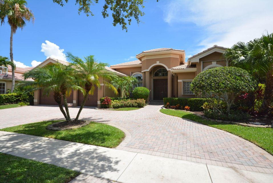 Single Family Home for Sale at 11755 Bayfield Drive Boca Raton, Florida 33498 United States