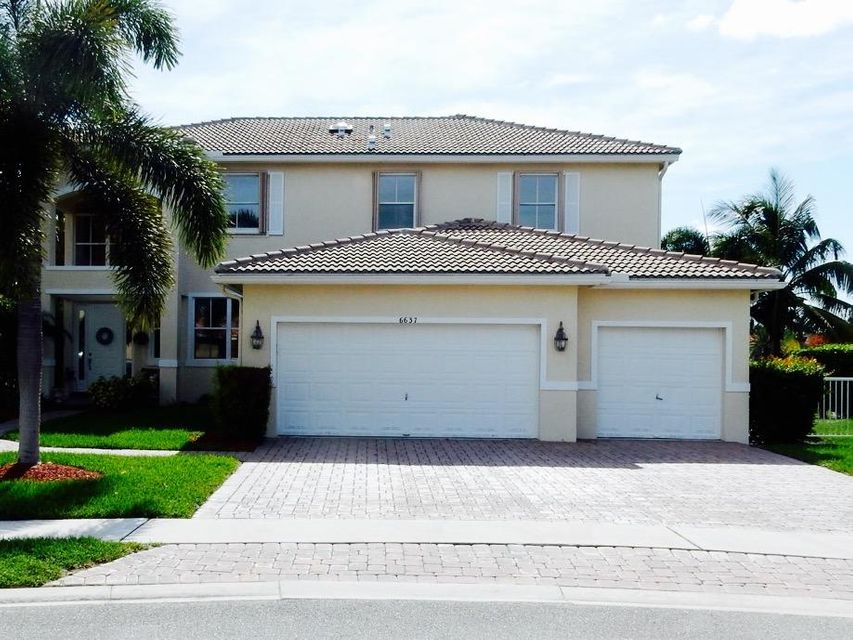 Home for sale in Journey\'s End Lake Worth Florida