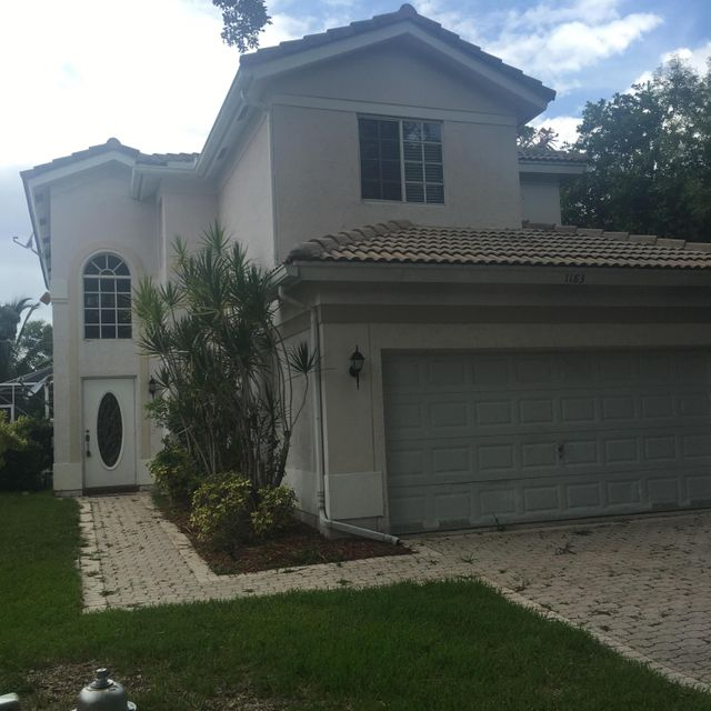 1183 NW 97th Drive, Coral Springs, FL 33071