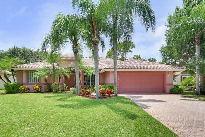Home for sale in The Sanctuary Greenacres Florida