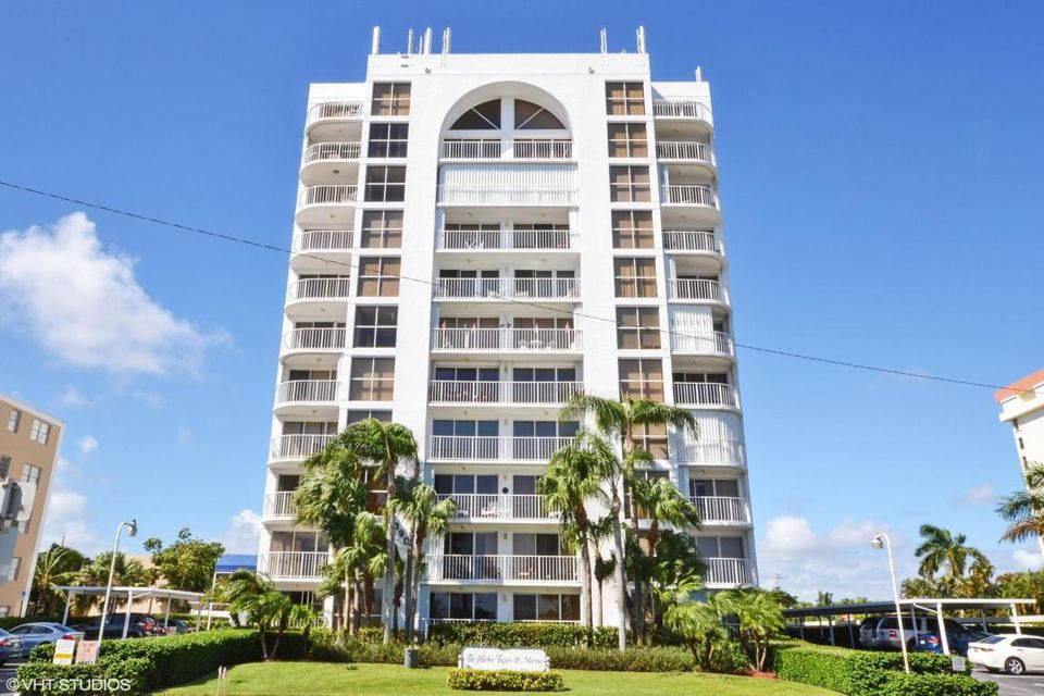 Home for sale in HARBOR TOWERS & MARINA CONDO West Palm Beach Florida