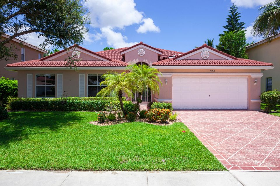 Home for sale in Winston Trails Lake Worth Florida