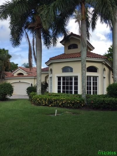 Home for sale in Chukker Cove Wellington Florida