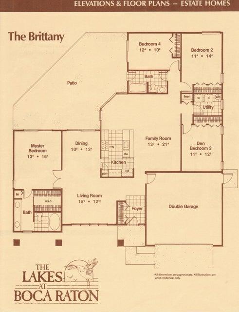 Brittany Floorplan