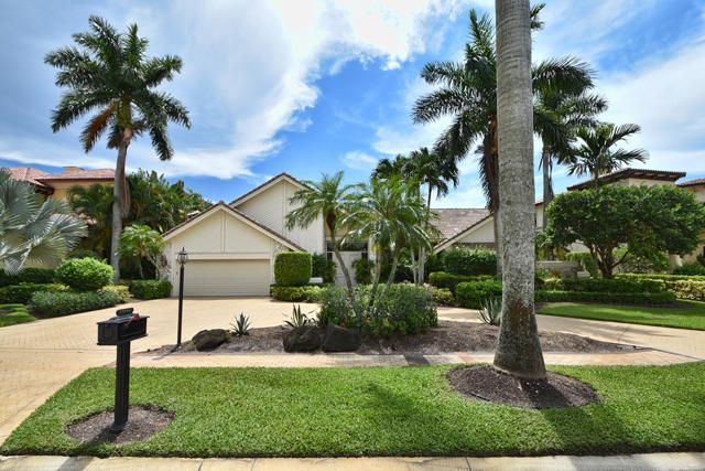 Single Family Home for Sale at 17814 Scarsdale Way 17814 Scarsdale Way Boca Raton, Florida 33496 United States