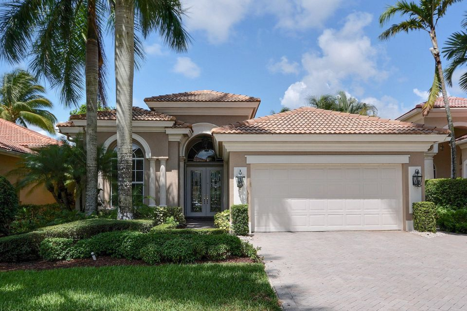 Mizner Country Club home 15937 Double Eagle Trail Delray Beach FL 33446