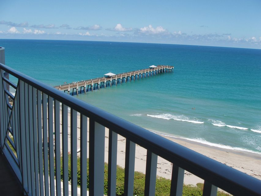 Co-op / Condominio por un Alquiler en 750 Ocean Royale Way 750 Ocean Royale Way Juno Beach, Florida 33408 Estados Unidos