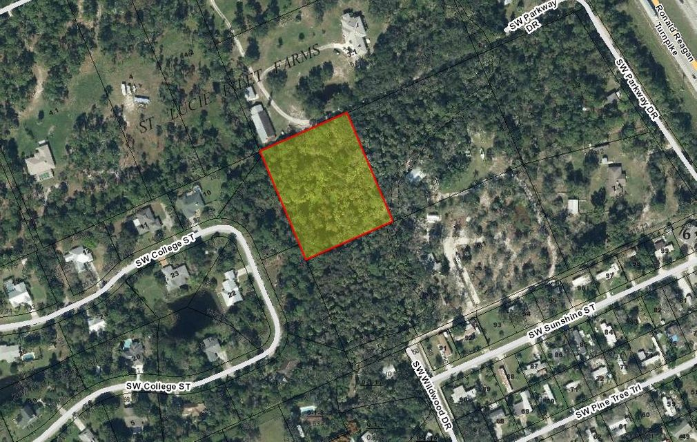 Single Family Home for Sale at 0 Unassigned Stuart, Florida 34997 United States