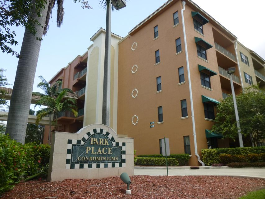 Home for sale in Park Place Condos West Palm Beach Florida