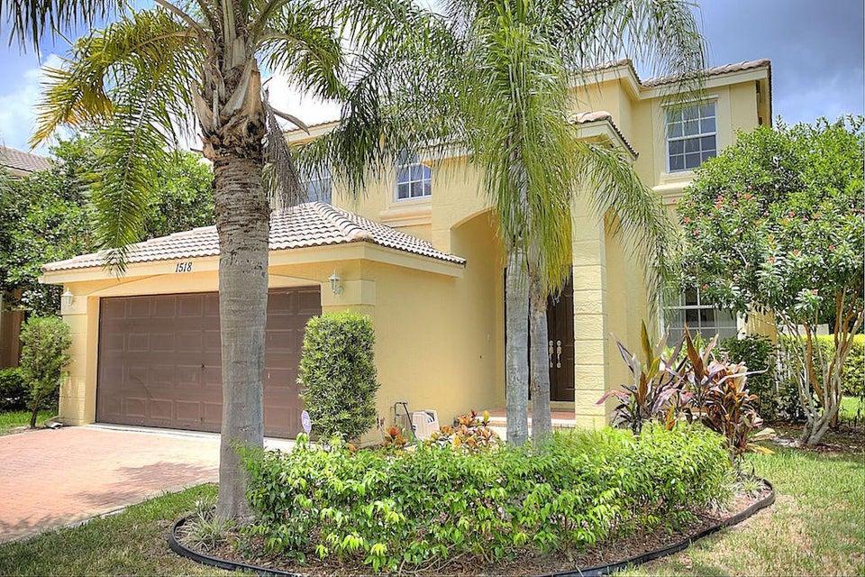 1518 Running Oak Lane  Royal Palm Beach, FL 33411