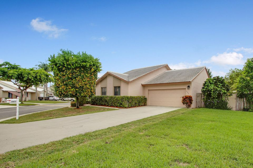 Home for sale in Strawberry Lakes Lake Worth Florida