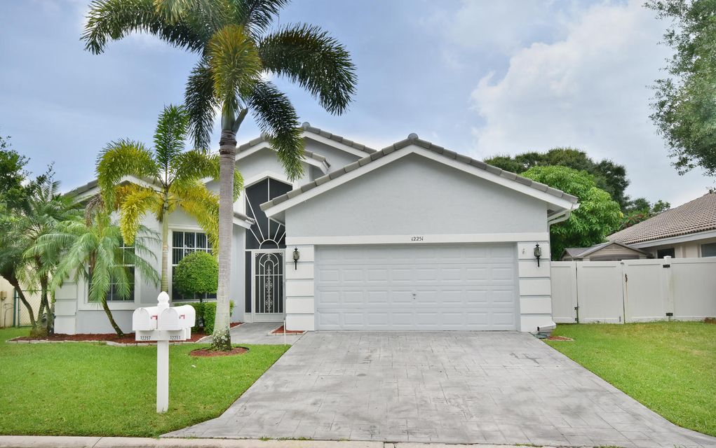 Home for sale in MONTAUK HARBOR Wellington Florida