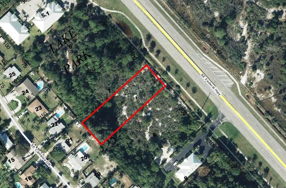 Commercial Land for Sale at SE Federal Highway SE Federal Highway Hobe Sound, Florida 33455 United States