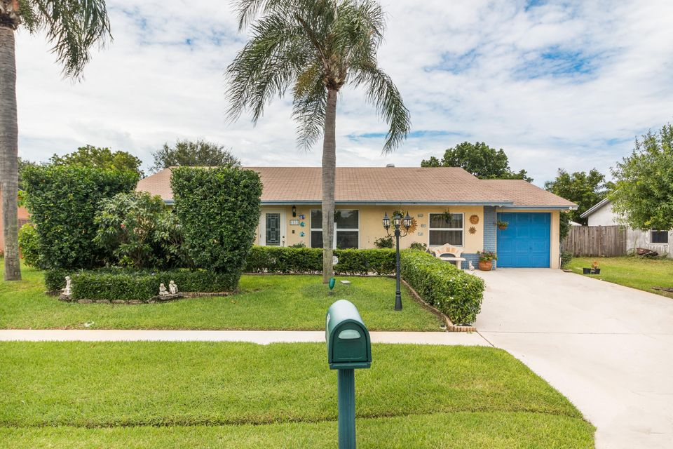 Home for sale in Hypoluxo West Lake Worth Florida