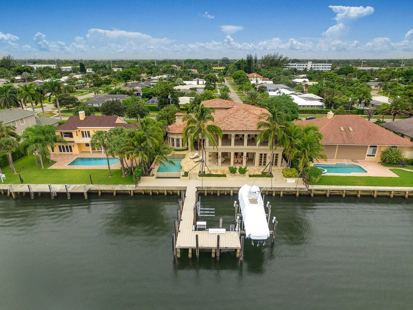 Casa Unifamiliar por un Venta en 830 Lakeside Drive North Palm Beach, Florida 33408 Estados Unidos
