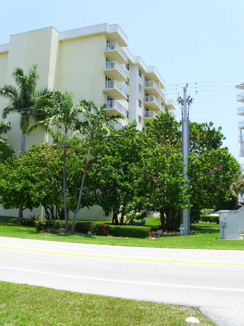 Home for sale in LE CHATEAU ROYAL CONDO South Palm Beach Florida