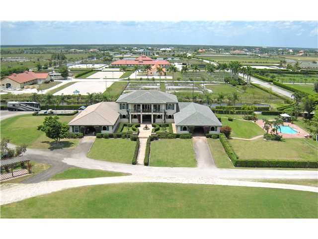 Casa Unifamiliar por un Venta en 14630 &14710 &14670 Palm Beach Point Boulevard Wellington, Florida 33414 Estados Unidos