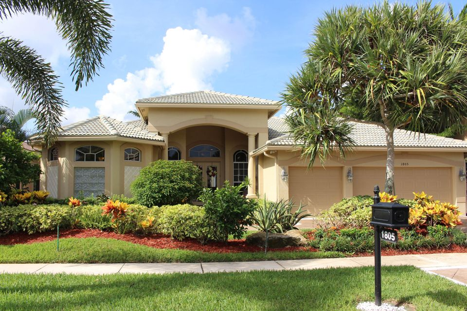 Home for sale in The Estates Of Madison Green Royal Palm Beach Florida