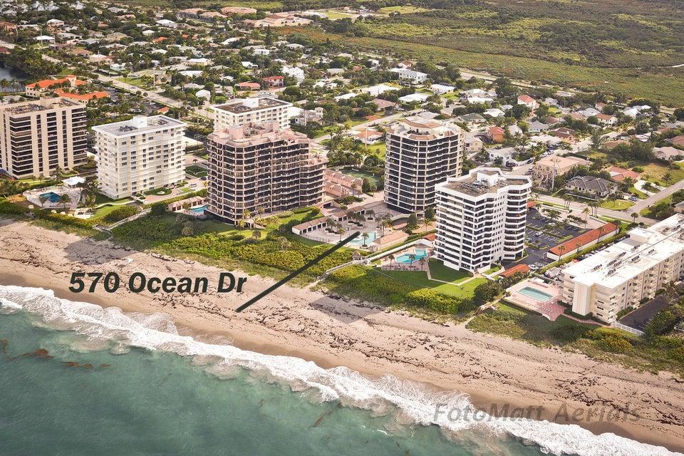 570 Ocean Drive 302, Juno Beach, FL 33408