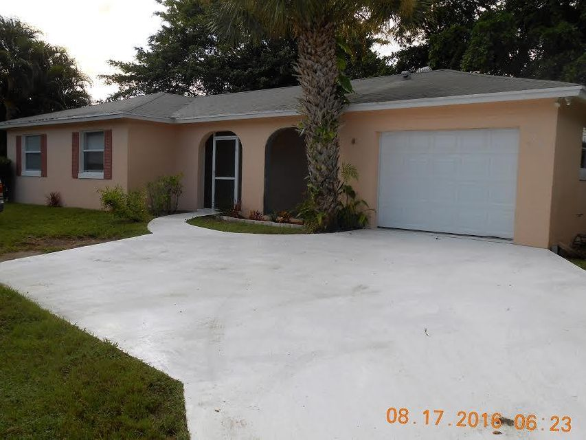 78 Springdale Road , Lake Worth FL 33467 is listed for sale as MLS Listing RX-10260037 1 photos