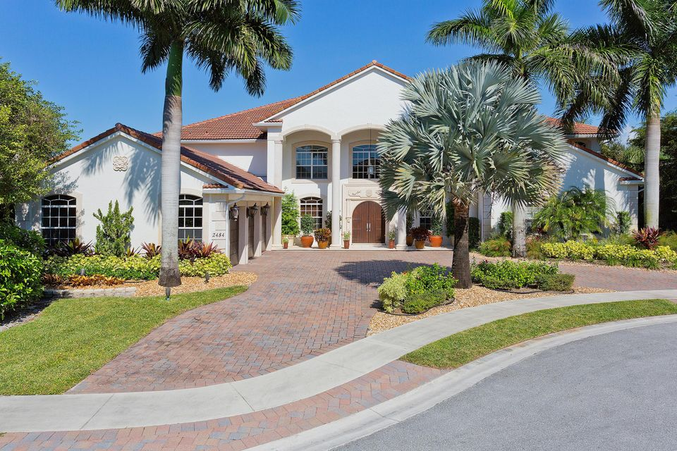 Location pour l Vente à 2484 Mizner Lake Court 2484 Mizner Lake Court Wellington, Florida 33414 États-Unis