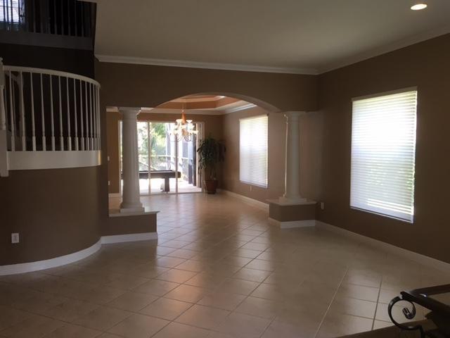 combo living room / formal dining room