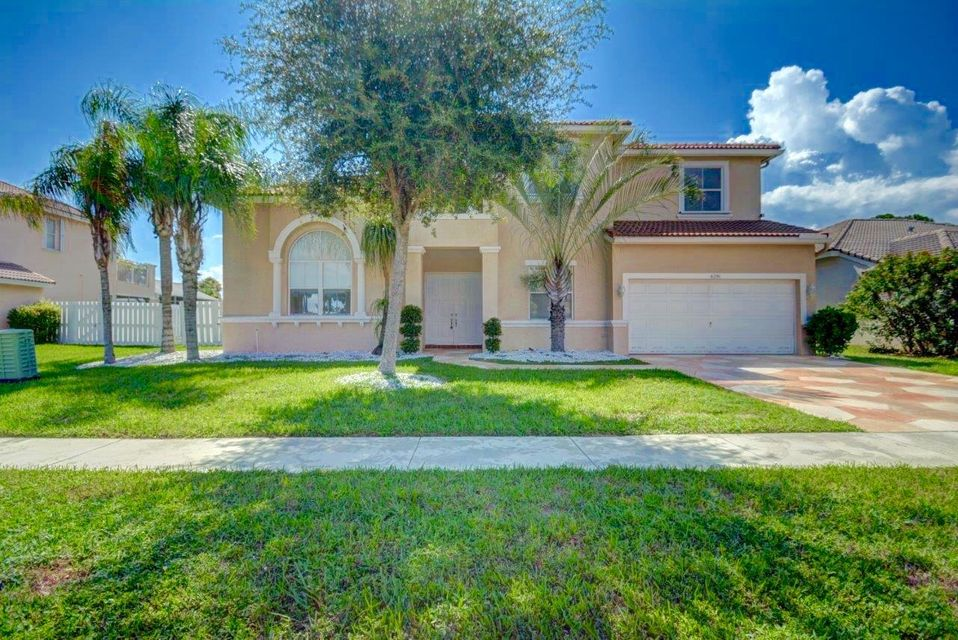 Home for sale in Shadow Creek Village Lake Worth Florida
