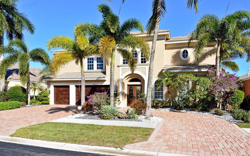 6831 Royal Orchid Circle - Delray Beach, Florida
