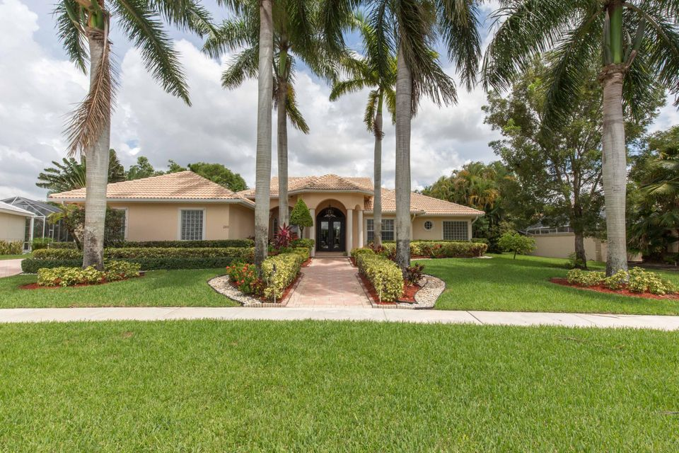 Home for sale in GREENVIEW COVE OF WELLINGTONPOLO WEST Wellington Florida