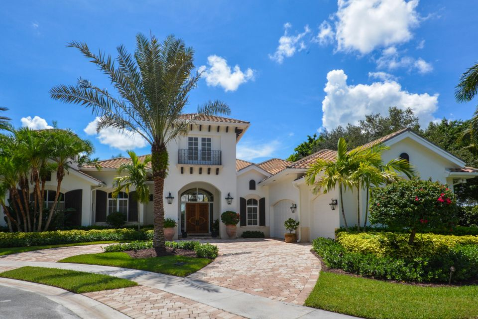 Single Family Home for Sale at 2485 Mizner Lake Court 2485 Mizner Lake Court Wellington, Florida 33414 United States