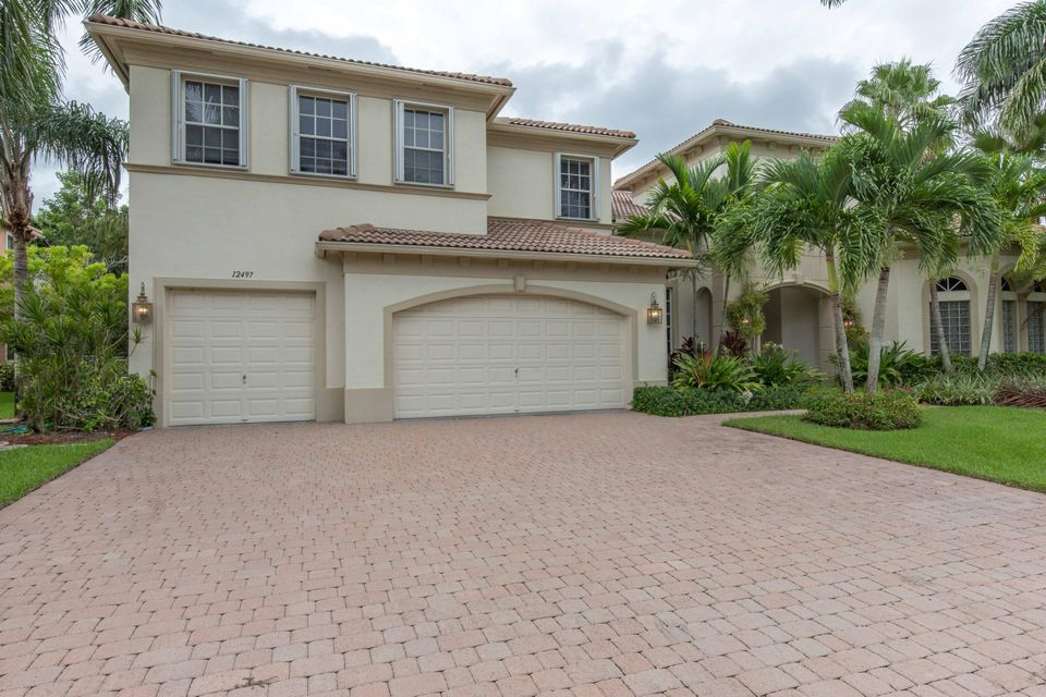 Single Family Home for Sale at 12497 World Cup Lane 12497 World Cup Lane Wellington, Florida 33414 United States