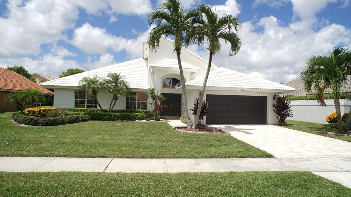 6031 Golf Villas Drive, Boynton Beach, FL 33437