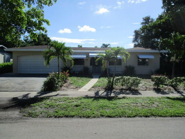 Home for sale in BOULEVARD HEIGHTS SEC SIXTEEN FIRST ADD Hollywood Florida