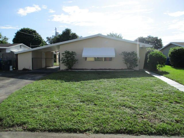 Home for sale in FLEETWOOD MANOR 1ST ADD Hollywood Florida