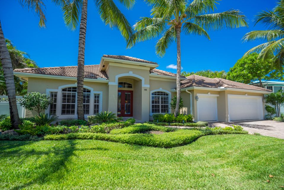New Home for sale at 148 Beacon Lane in Jupiter Inlet Colony