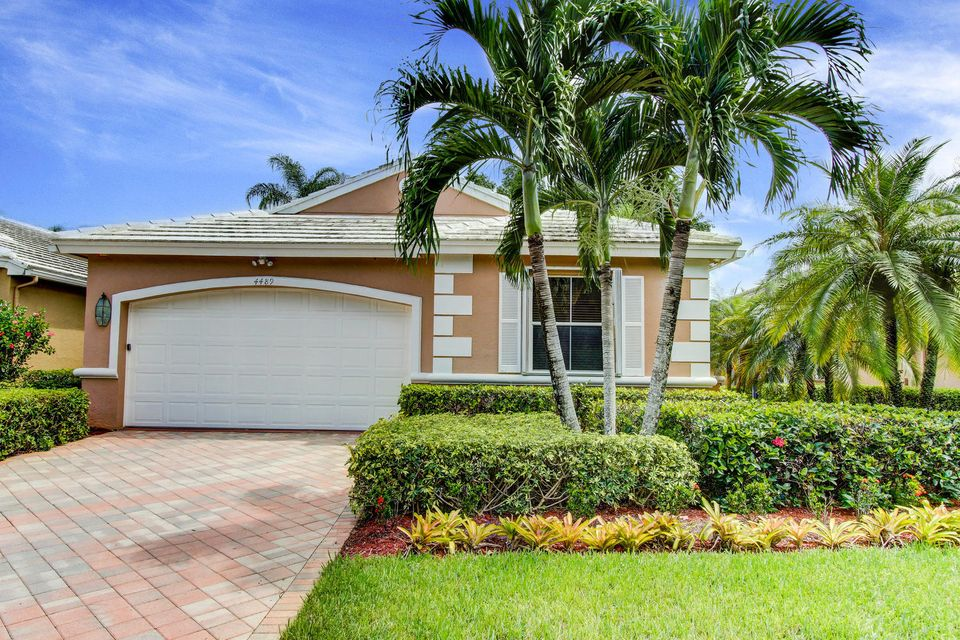 Single Family Home for Sale at 4489 Kensington Park Way 4489 Kensington Park Way Wellington, Florida 33449 United States