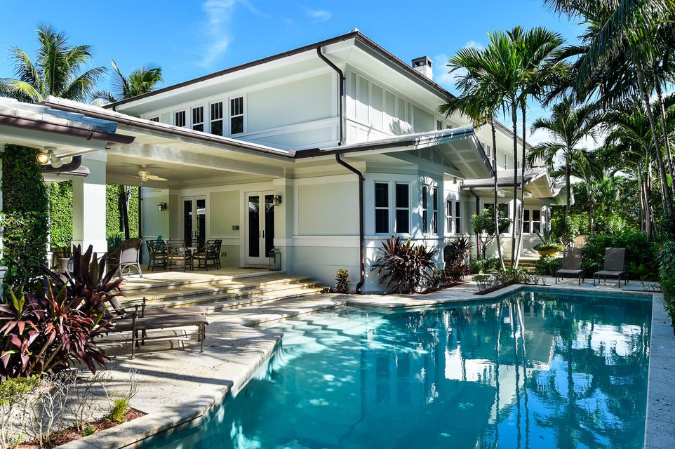 Single Family Home for Sale at 113 Clarke Avenue 113 Clarke Avenue Palm Beach, Florida 33480 United States