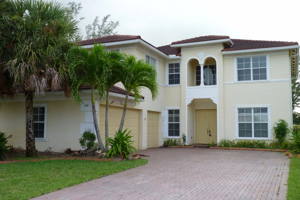 214 Bella Vista Way Royal Palm Beach, FL 33411