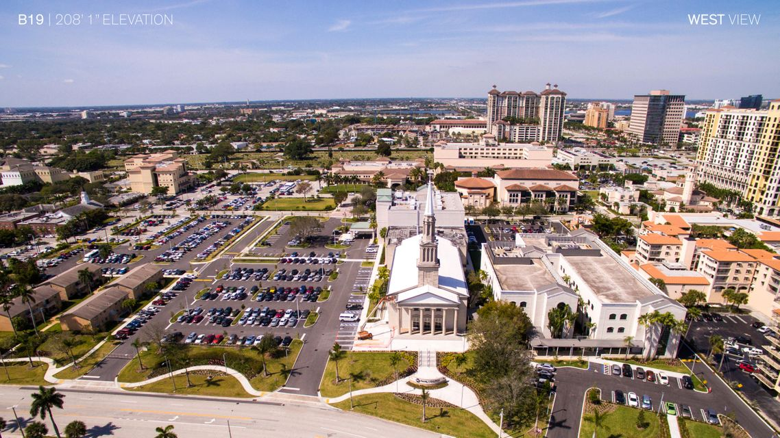 Additional photo for property listing at 1100 S Flagler Drive # 19B 1100 S Flagler Drive # 19B West Palm Beach, Florida 33401 United States