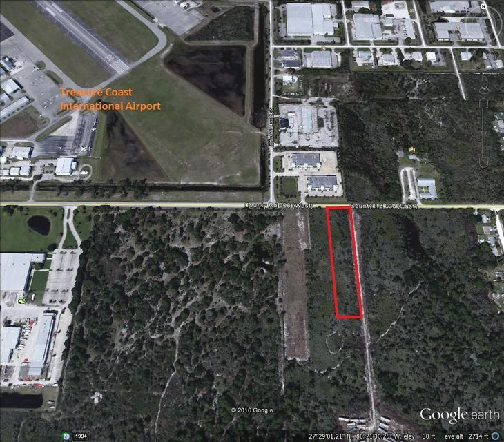 Additional photo for property listing at Tbd St Lucie Boulevard Tbd St Lucie Boulevard Fort Pierce, Florida 34946 États-Unis