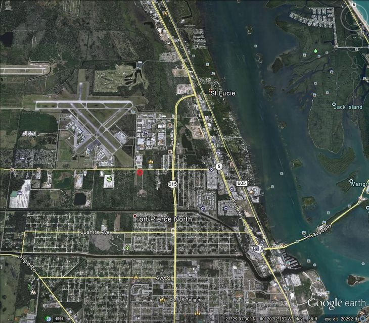 Additional photo for property listing at Tbd St Lucie Boulevard Tbd St Lucie Boulevard Fort Pierce, Florida 34946 United States