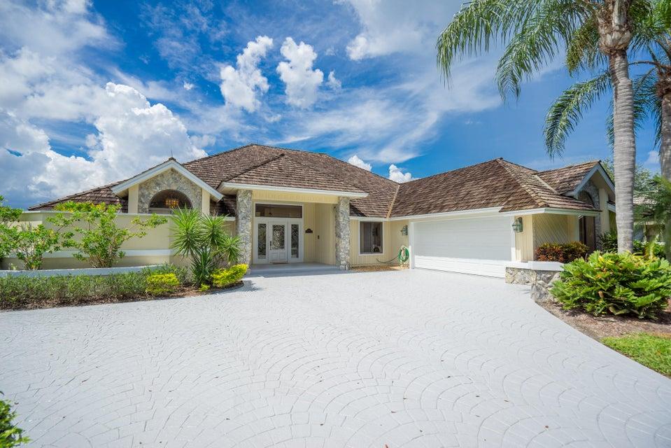 Home for sale in River Ridge Tequesta Florida