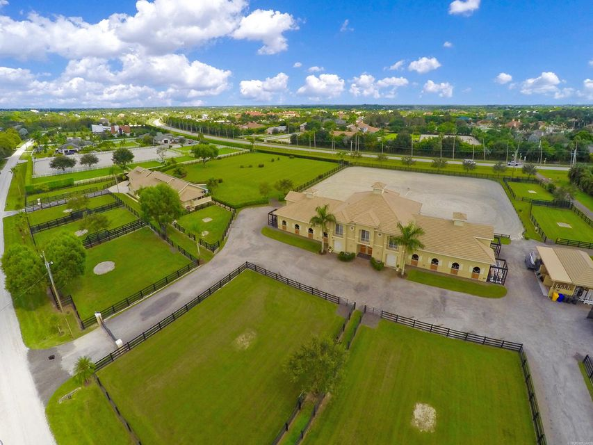 Single Family Home for Sale at 14596 Belmont Trace 14596 Belmont Trace Wellington, Florida 33414 United States