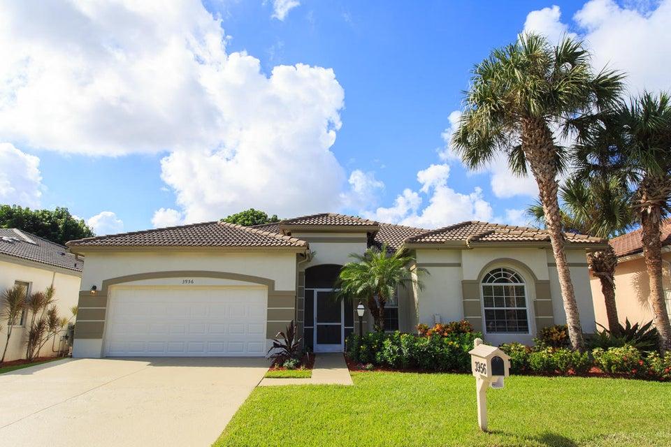 3956 Summer Chase Court, Lake Worth, FL 33467