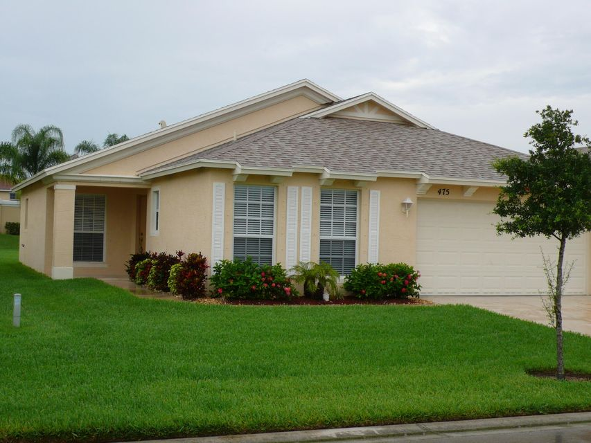 475 SW Talquin Lane, Port Saint Lucie, FL 34986