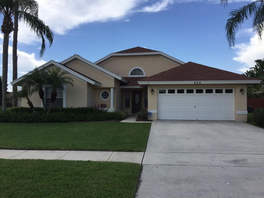 113 Kings Way  Royal Palm Beach, FL 33411
