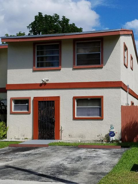 Home for sale in LAUDERDALE NORTH PARK SEC 5 North Lauderdale Florida