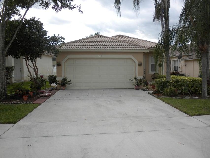 141 Prestige Drive Royal Palm Beach, FL 33411